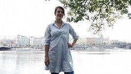 Andrea Růžičková otevřeně o porodu.