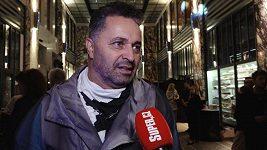 Martin Dejdar rozhodně není čtenářem módní policie.