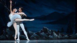 Labuti jezero - balet