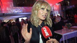 Simona Krainová má radost ze svého prvňáčka.