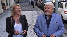 Milan Drobný a Dana Polcaro - oprava titulku