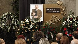 Pohřeb - Karel Štědrý