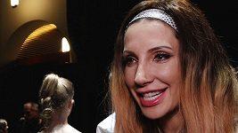 zkouska horecka uterni noci_x_Olga Lounováco dělá, připravuje koncert, co děti, máma měla sestru v 46, tak má prý čas