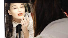 Nikol Švantnerová makeup