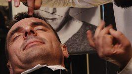 perkausová a šebrle na kosmetice Roman Šebrle