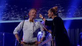 Monika Absolonová a Aleš Háma v Máme rádi Česko