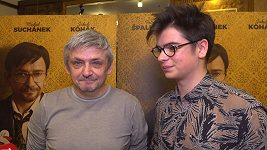 Michal Suchánek a Vlastimil Kaňka - Pepa