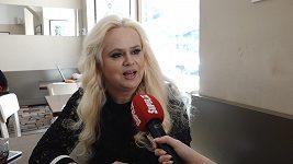 Monika Štiková - manžel - nový přítel