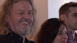 Josef Vojtek_o novém muzikálu a manželce a její kariéře