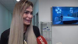 Eva Feuereislová na plastické operaci
