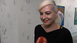 Barbara Nesvadbová promluvila o vztahu.