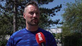 Petr Vágner jezdil se záchrankou.