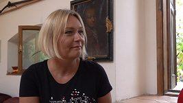 Patricie Strouhalová_doma