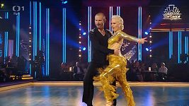 Stardance_Dalibor Gondík a Alice Stodulkova