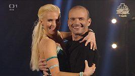 Poslední tanec ve StarDance Dalibora Gondíka