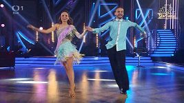 Veronika Arichteva a Michal Necpál si ve finále StarDance nezatančí.
