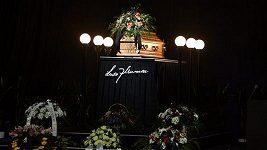 ZÁZNAM: Pohřeb Luďka Munzara