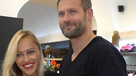 Ondřej Novotný a Renata Langmannová