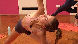 Andrea Bezděková (sport) cvičení