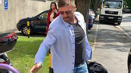 Tomáš Řepka nastoupil do vězení.