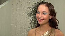 Lea Šteflíčková - vlasy