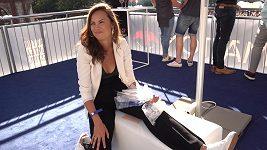 Monika Leová měla nehodu na motorce.
