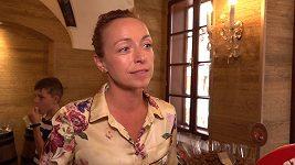Tatiana Dyková promluvila o prázdninách svých synů.
