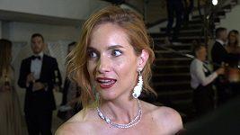Hana Vagnerová na filmovém festivalu ve Varech