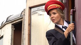 Lucie Vondráčková natáčela videoklip.
