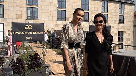 Lucie Bílá a Iva Kubelková