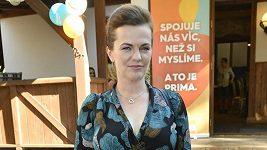 Marta Jandová půjde s dcerou poprvé do školy.
