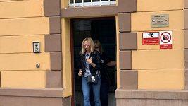 Kateřina Kristelová navštívila Tomáše Řepku na Borech.