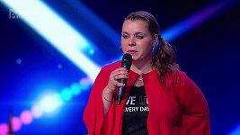 Česko Slovensko má Talent - Eva Cedrychová