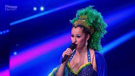 Česko Slovensko má talent - samba