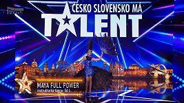 Česko Slovensko má talent - sexy páv