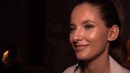 Herečka promluvila o vztahu s úspěšným fotbalistou.