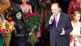 František Janeček zhodnotil premiéru muzikálu Čarodějka.