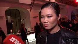 Tahle holka inspiruje řadu českých módních tvůrců.