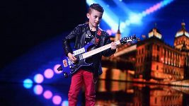 ČSMT, malý kytarista