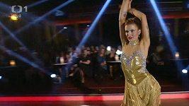 Tanec Gabriely Koukalové