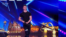 Česko Slovensko má talent - žonglování s paralyzéry