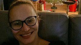 Monika Absolonová peče vánočky