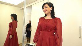 Andrea Kalivodová ráda upozorňuje na své ženství.