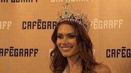 Miss Global Karolína Kokešová