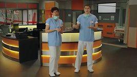Modrý Kód a Český červený kříž - Jak si správně mýt ruce