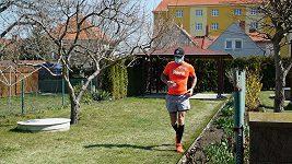 Ultramaraton na 17m v rousce