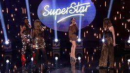 SuperStar, holky choreografie