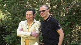 Pavel Vítek a Janis Karlštejn