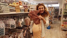Andrea Antony se těší na miminko. Na porod už méně.