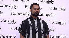 Pavel Berky poprvé představil své první návrhy pro E.daniely.